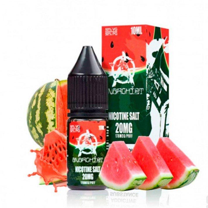 Watermelon - Anarchist Salts10 ml