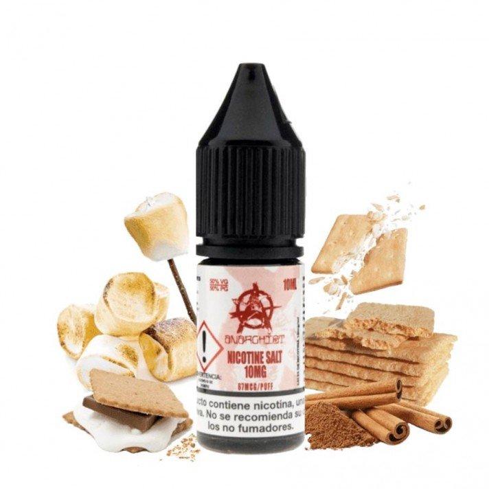 White - Anarchist Salts 10 ml