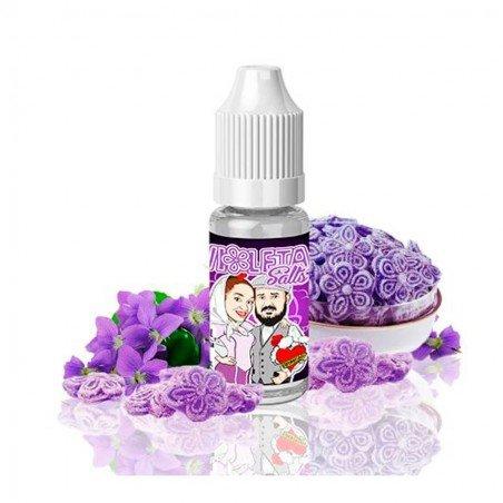 Vapemoniadas Violeta Salts 20mg 10ml