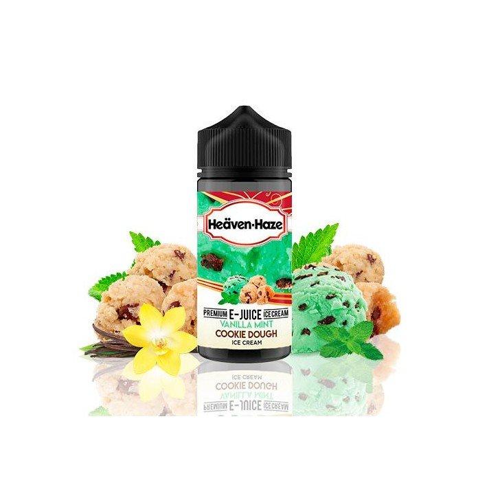 Heaven Haze Vanilla Mint Cookie Dough 100ml (Shortfill)