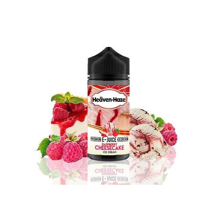 Heaven Haze Raspberry Cheesecake 100ml (Shortfill)