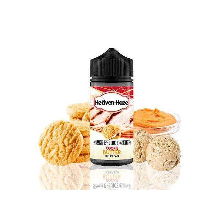 Heaven Haze Cookie Butter 100ml (Shortfill)