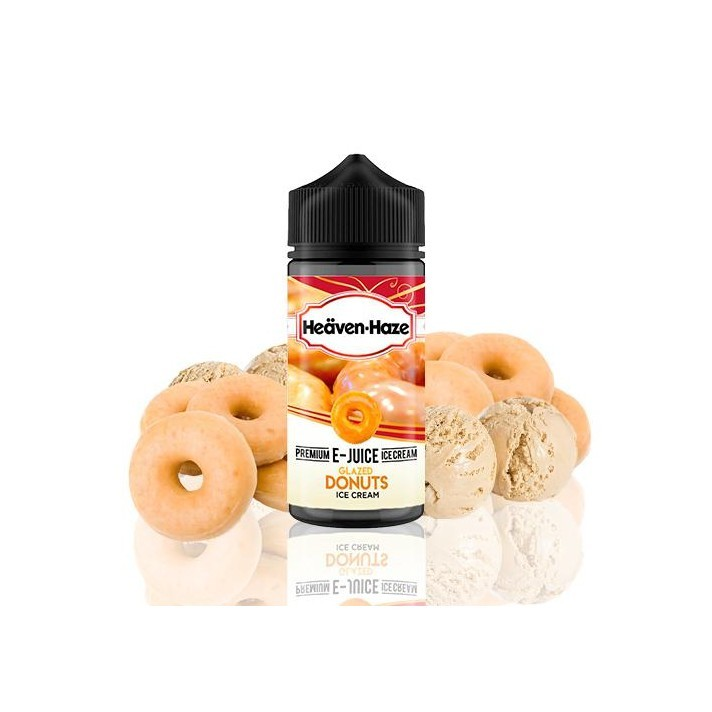 Heaven Haze Glazed Donuts 100ml (Shortfill)