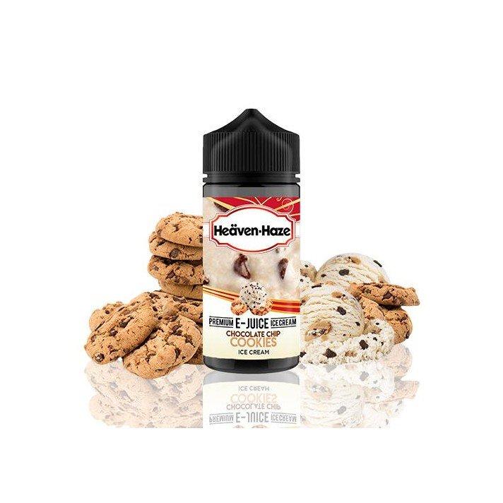 Heaven Haze Chocolate Chips Cookies 100ml (Shortfill)