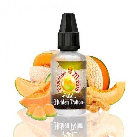 Hidden Potion Explosive Melon A&L Aroma  30ml
