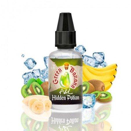 Aroma Hidden Green Banana A&L 30ml