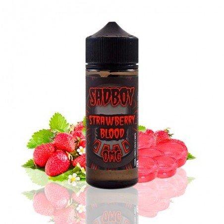 Sadboy E-Liquid Strawberry Blood 100ml (Shortfill)