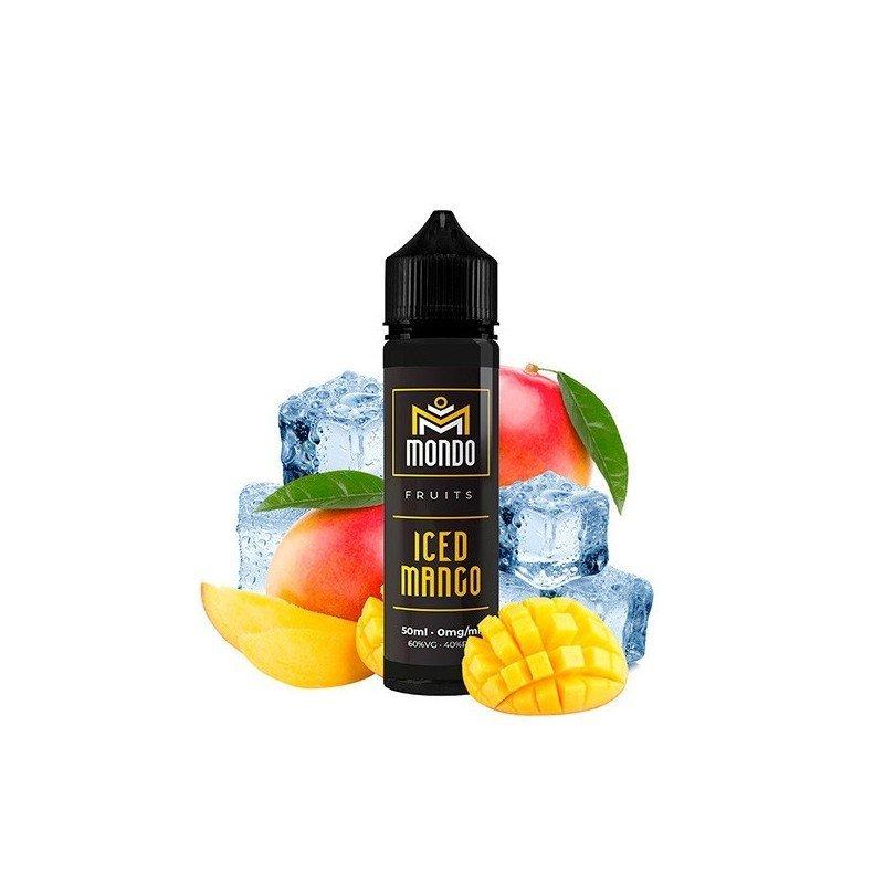 Iced Mango Mondo E-Liquids 50ml (shortfill)