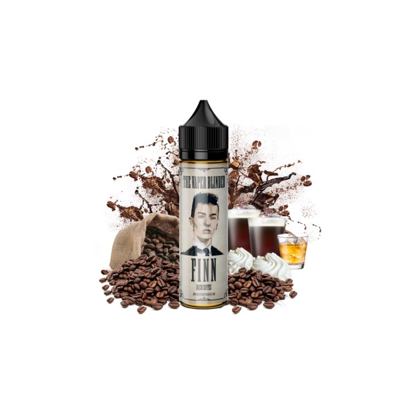 Vaper Blinders Finn 50ml (shortfill)