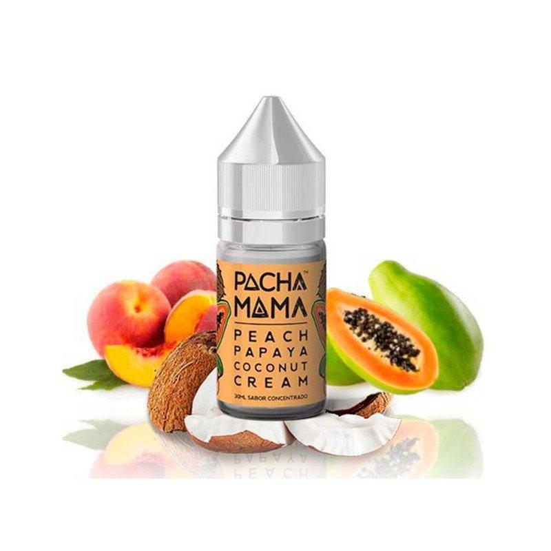 Aroma Peach Papaya Coconut Cream Pacha Mama 30ml