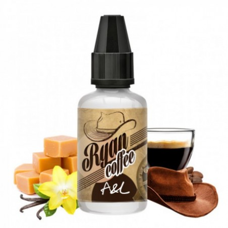 Aroma Ultimate Ryan Coffee A&L 30ml