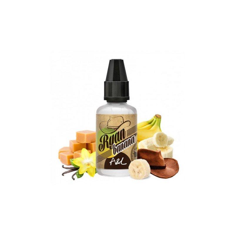 Aroma Ultimate Ryan Banana A&L 30ml
