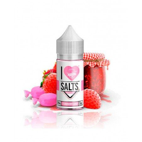 Strawberry Candy 10ml 20mg - Mad Hatter I Love Salts - Sales de nicotina
