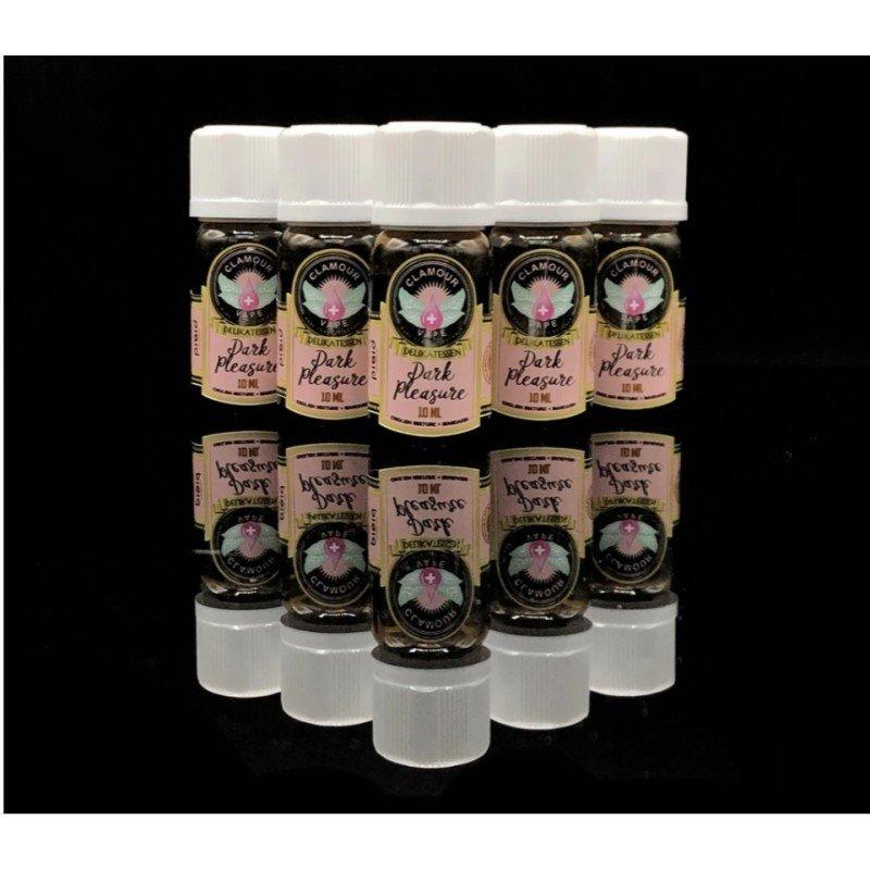 Dark Pleasure - Aroma Orgánico Clamour Vape 10ml