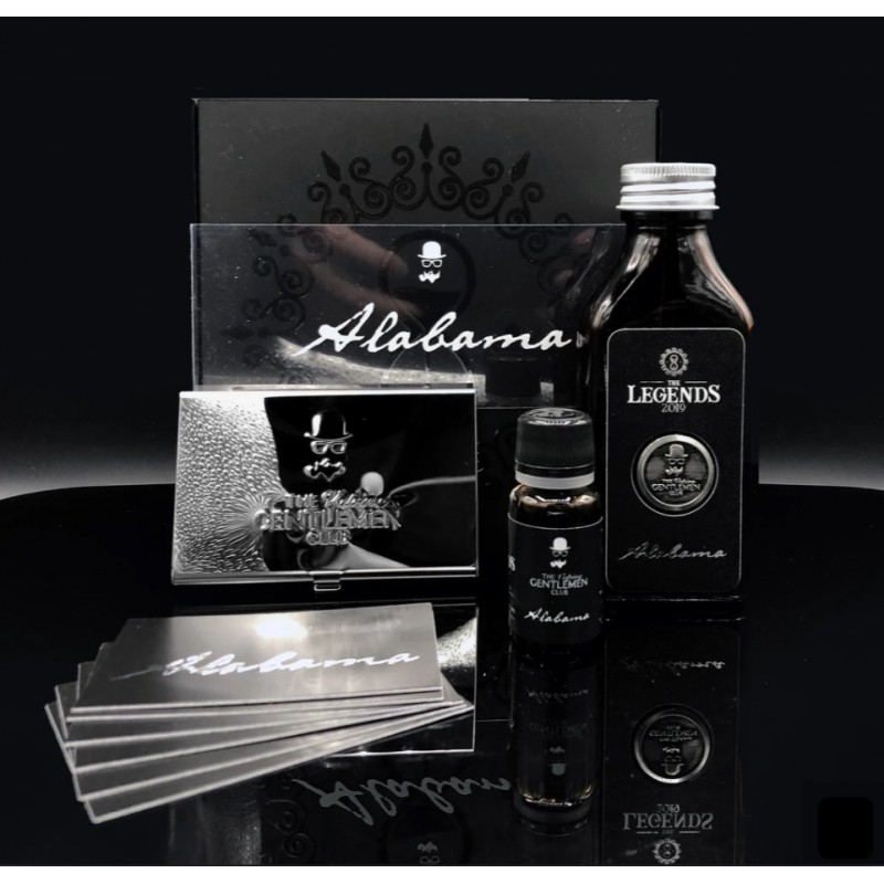 Aroma Orgánico Alabama TVGC 11ml