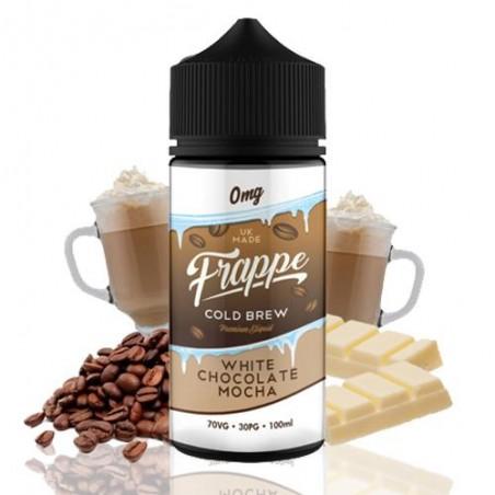 Frappe Cold Brew White Chocolate Mocha 100ml (shortfill)