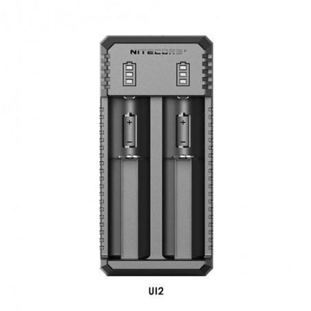 Cargador Nitecore UI 2 USB