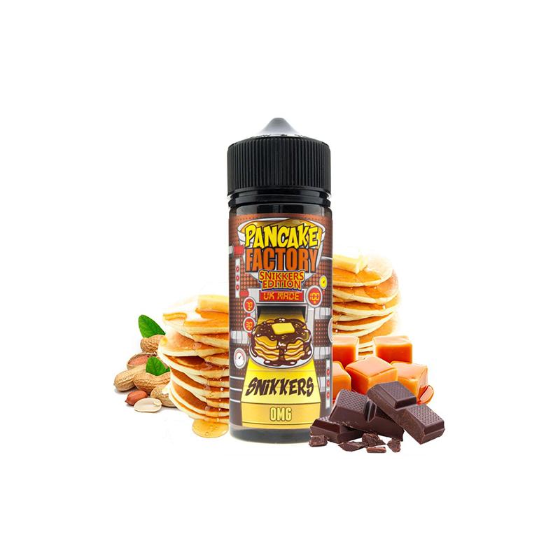 Snikkers Pancake Factory 100ml (shortfill)