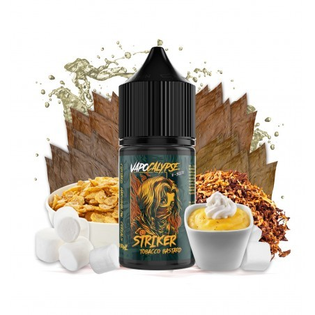 Striker Tobacco Bastard Vapocalypse 20ml (shortfill)