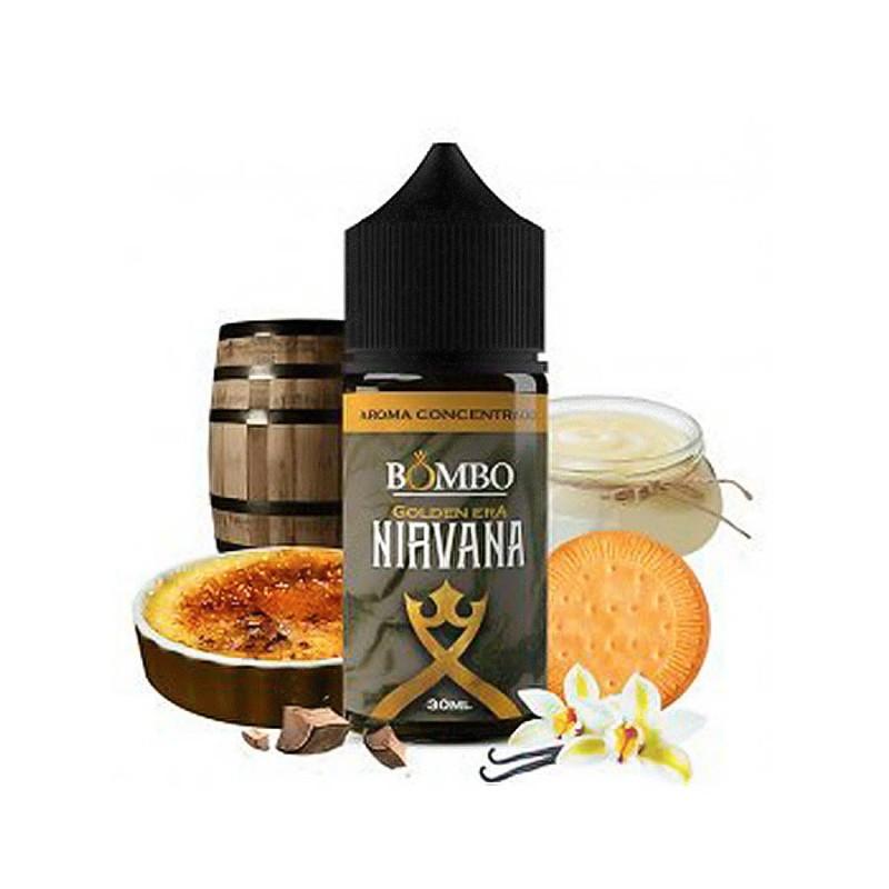 Aroma Nirvana Golden Era Bombo Eliquids 30ml