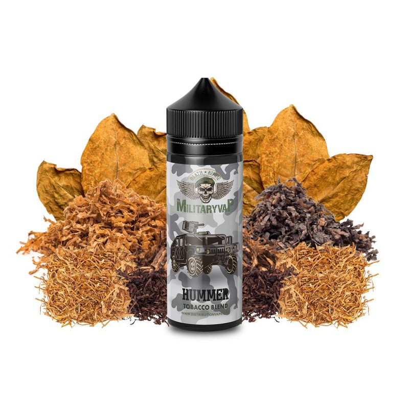 Hummer Military Vape 100ml (shortfill)