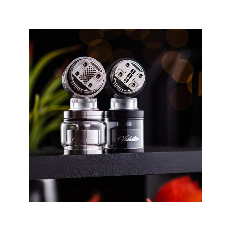 Violator RTA QP Design