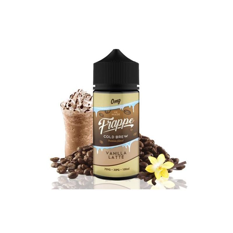 Frappe Cold Brew Vanilla Latte 100ml (shortfill)