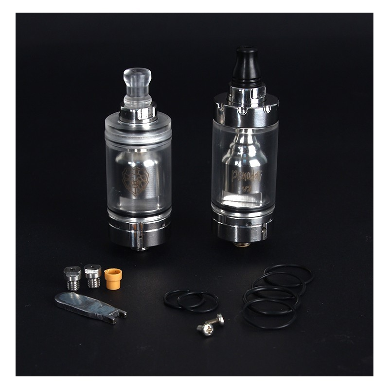 Penodat V2 Full kit 1+1 RTA MTL