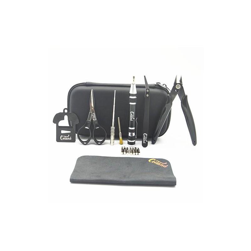 Kit de Herramientas Coiland Vape Tool Kit
