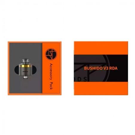 Bushido V3 RDA 22mm BP Mods