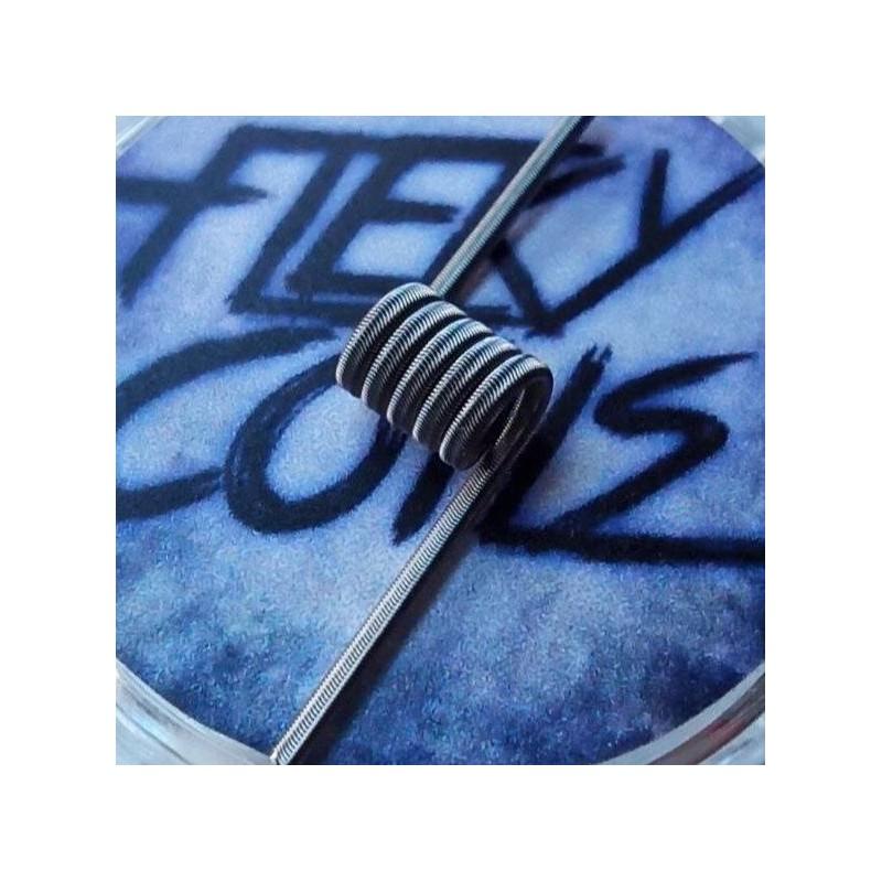 Fleky Coils Fused Alien Dotshell 0.35 Ohm