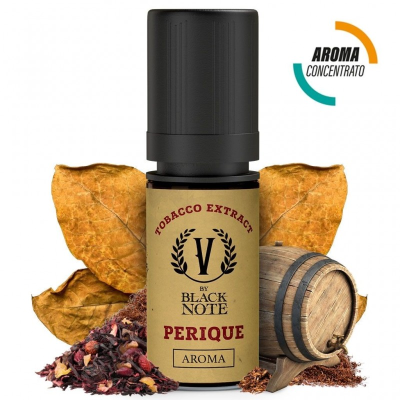 Aroma Orgánico Perique Black note 10 ml