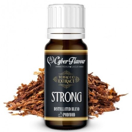 Aroma Orgánico Strong Tobacco Extract Cyberflavour 10m