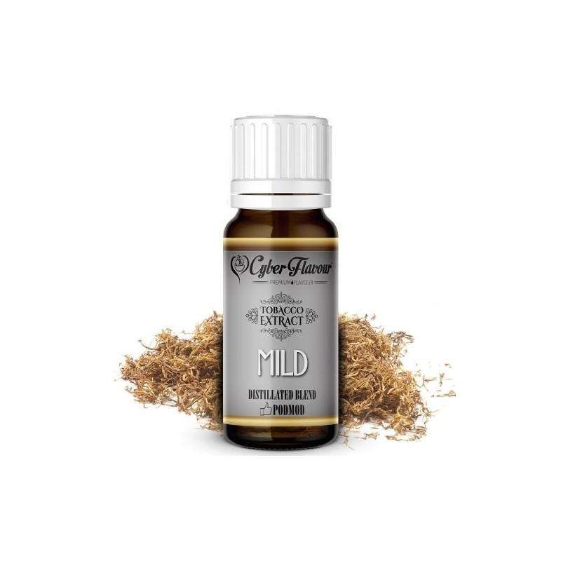 Aroma Orgánico Mild Tobacco Extract Cyberflavour 12ml
