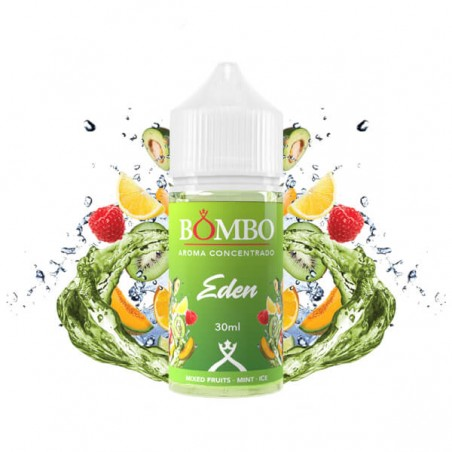 Aroma Edén Bombo Eliquids 30ml