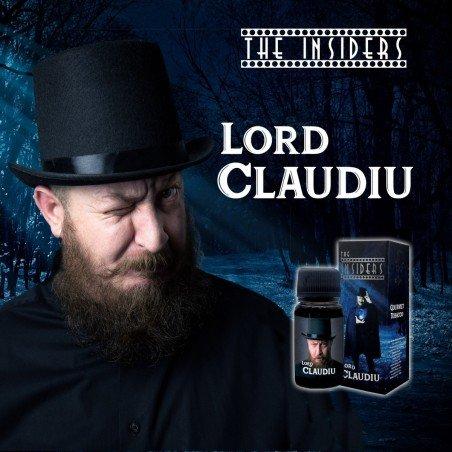 Lord claudiu - tabaco gourmet The Vaping gentlemen club Aroma Orgánico TVGC 11ml