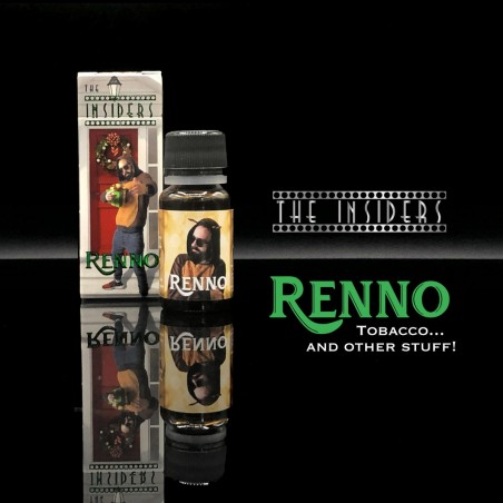 Renno - The Vaping gentlemen club Aroma Orgánico TVGC 11ml