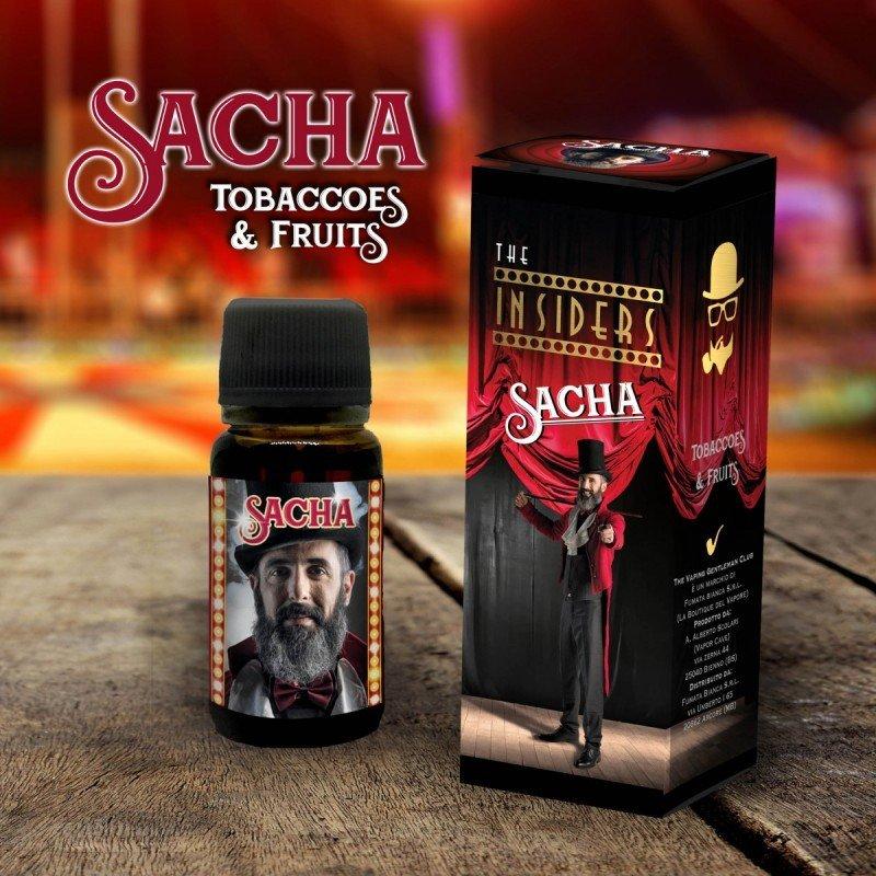 Sacha - The Vaping gentlemen club Aroma Orgánico TVGC 11ml