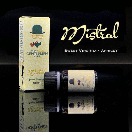 Mistral - The Vaping gentlemen club Aroma Orgánico TVGC 11ml