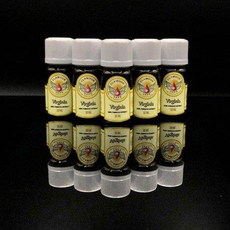 Virginia - Clamour Vape Aroma Orgánico 10ml