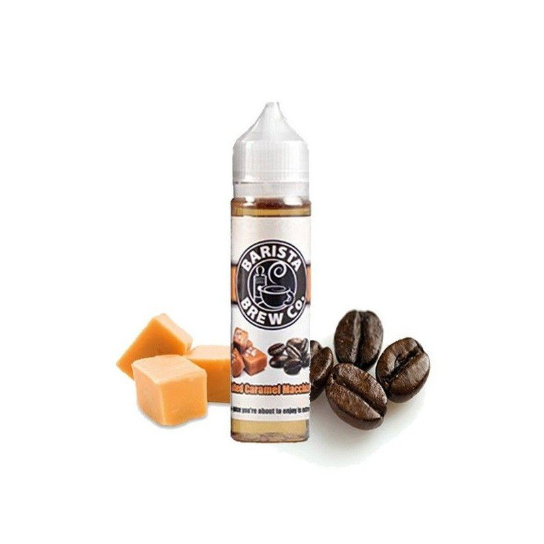 Salted Caramel Macchiato - Barista Brew Co