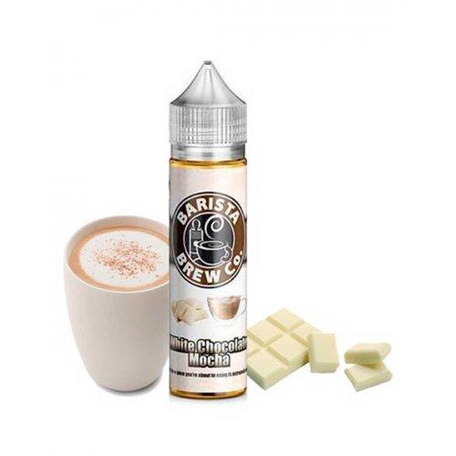 White Chocolate Mocha 0mg 50ml - Barista Brew Co.