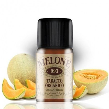 Aroma Orgánico Dreamods Tabacco Melone 10ml