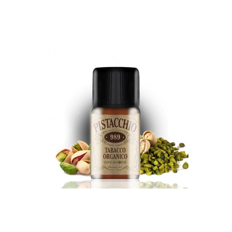 Aroma Orgánico Dreamods Tabacco Pistacchio 10ml