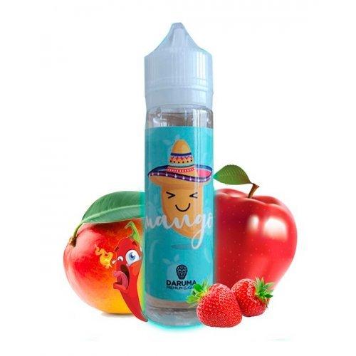 Mangoo Daruma Eliquids 50 ml - Mango y Fresas