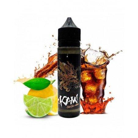 Okami Aroma Con frío Daruma Eliquids 10ml / 60ml