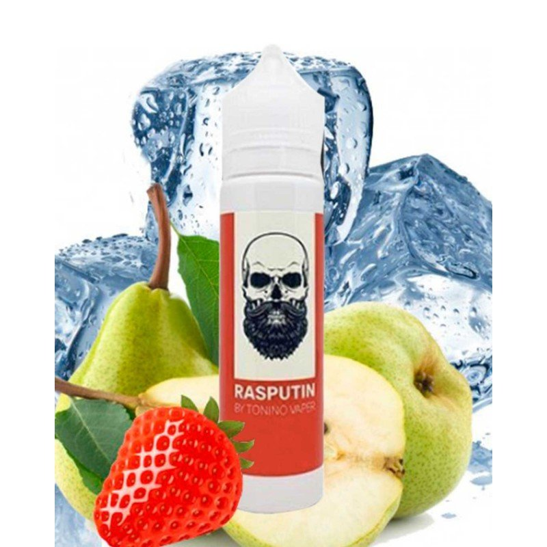 Rasputín Con Frío - Daruma Eliquids 10ml  60ml By Tonino Vaper