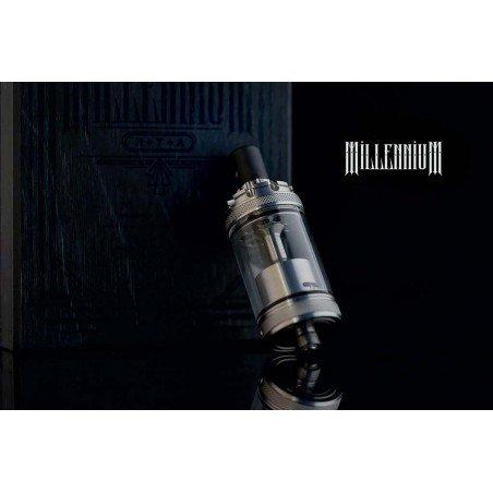 Millenium MTL RTA - TVGC The Vaping Gentlemen