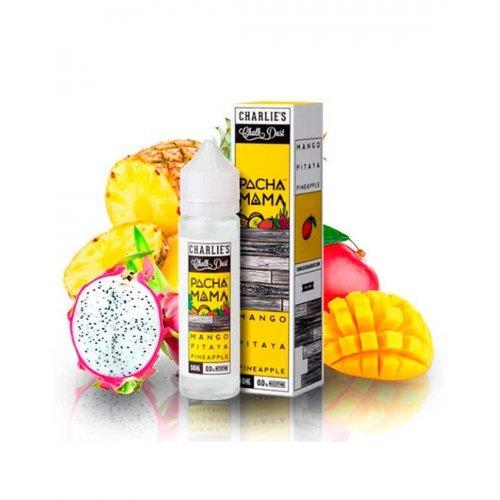 Mango Pitaya Pineapple 0 mg 50ml - Pachamama