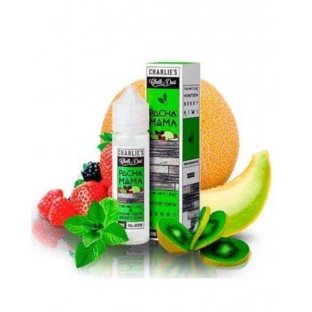 Mint Honeydew Berry Kiwi 0 mg 50ml - Pachamama